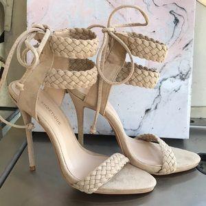 """Lola Shoetique """"Julia"""" Heels"""